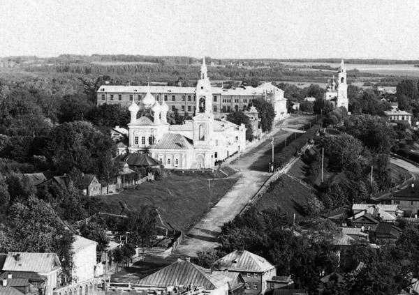 Улица Дзержинского | cosmograph: http://cosmograph.ru/kostroma/dzerzhinskogo/
