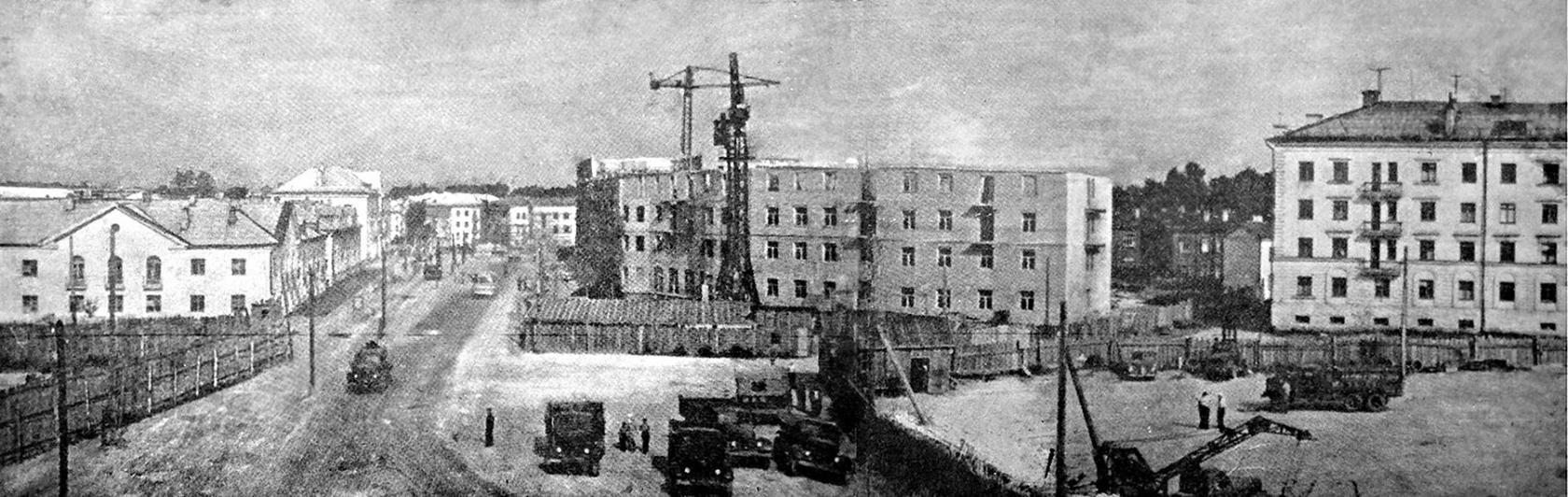 Больница главная москве