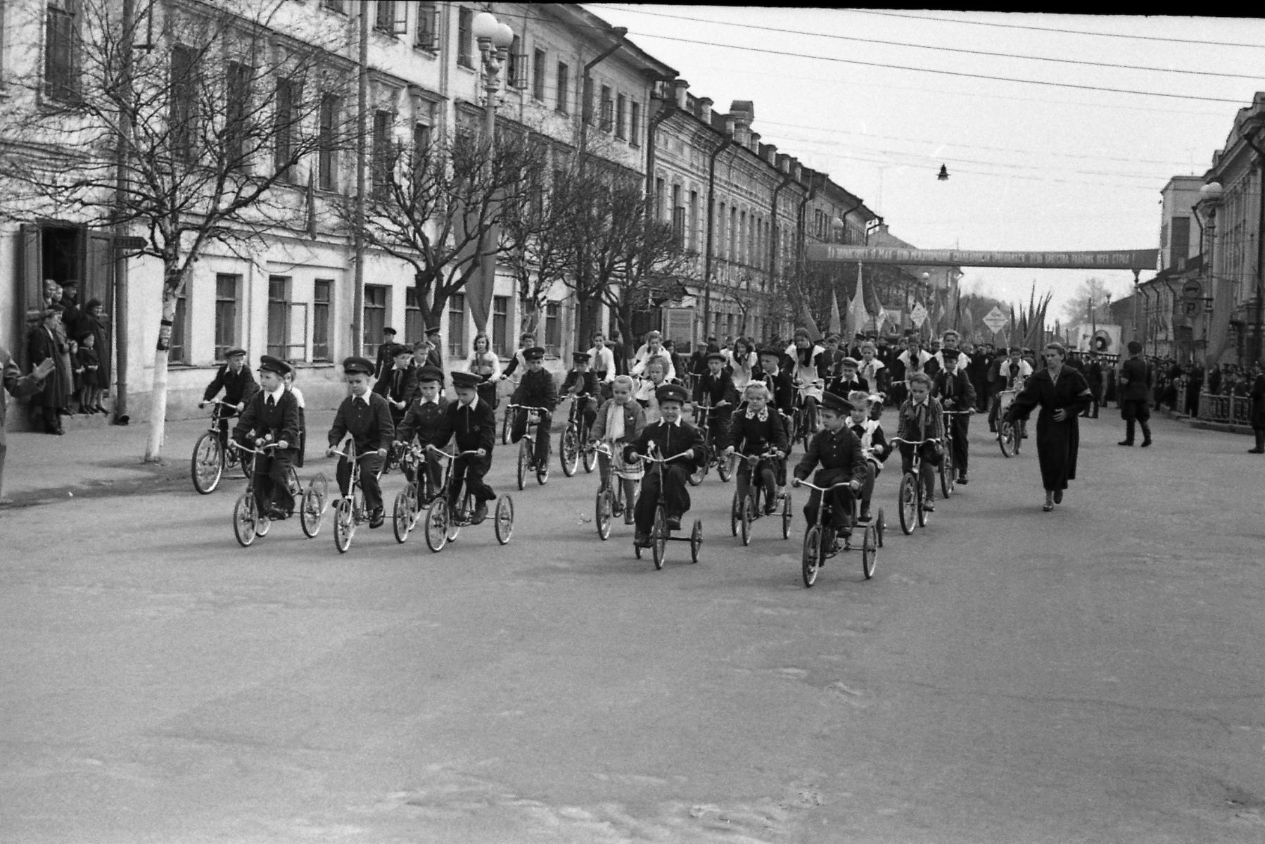 Кострома велосипедная