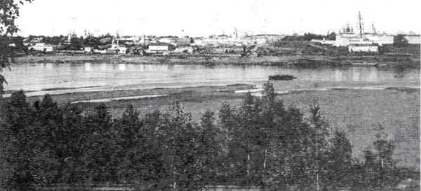 Фотографии старой Костромы
