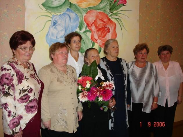 Учителя Матвеевской школы