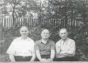 Бывшие выпускники Матвеевской школы