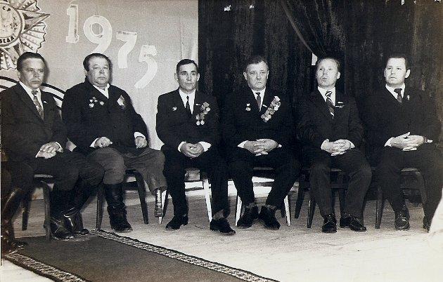 30-летие Победы в Великой Отечественной войне