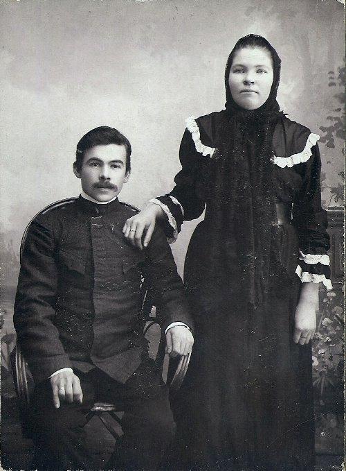 Н.В. и М.Н. Шамины