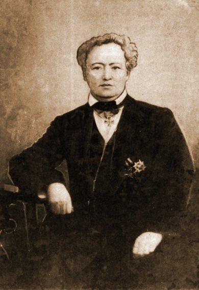 Александр Николаевич Григоров