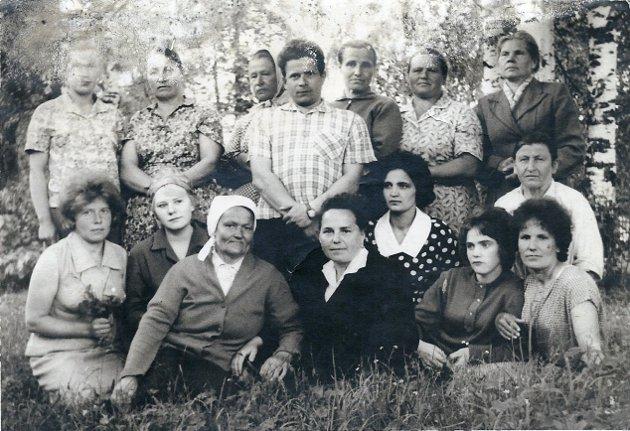 Коллектив Матвеевской больницы