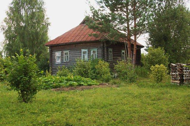 Дом Сергея Потехина
