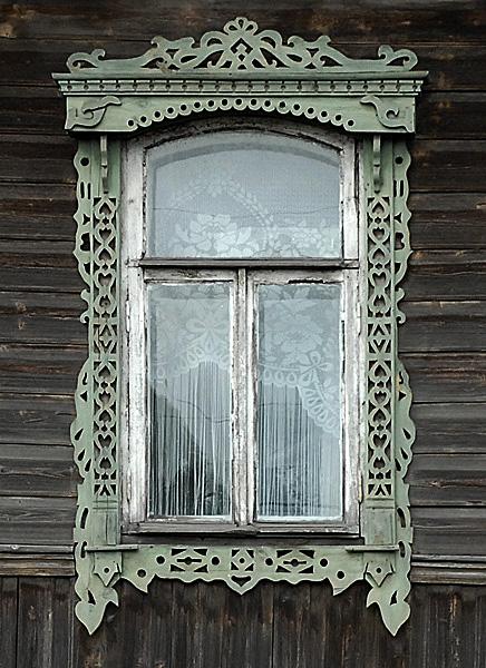 Шлома Александр. Окно г. Кострома