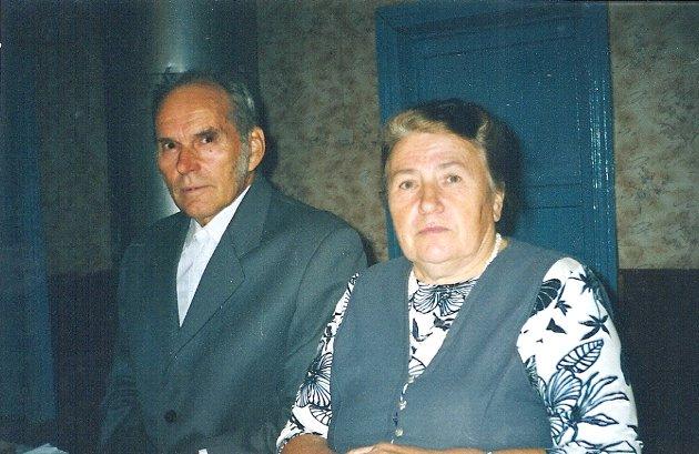 Ю.П. и Т.Н. Шаровы