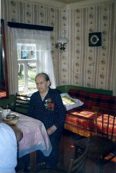 Елизавета Михайловна Кострова