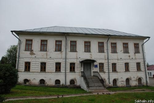 Гостиница В.П.Касаткина, середина 19 в. – ныне музей (ул. Советская, 2)
