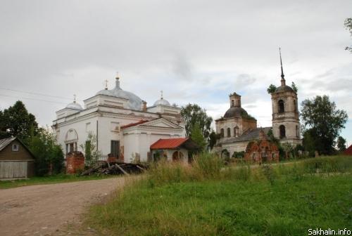 Церковь в д. Лосево