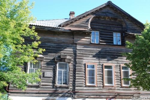 Дом №51 по ул. Свердлова в Костроме, где жила сестра Н.К.Бошняка, у которой он часто гостил