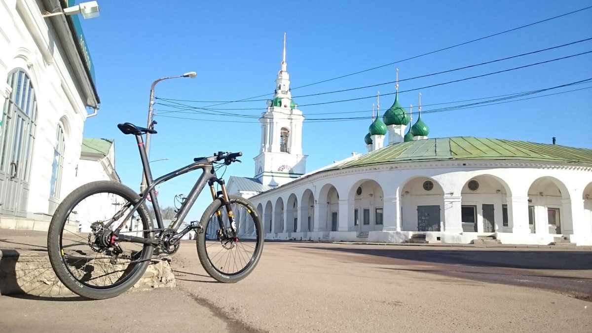 Велосипеды в Костроме