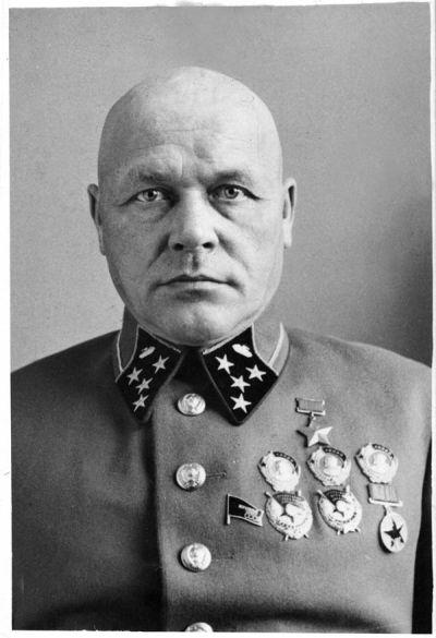 Герой Советского Союза - Дмитрий Григорьевич Павлов