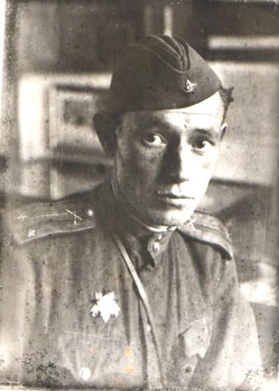 фото № 1 Виктор Иванович Троицкий фото из архива Чухломского музея