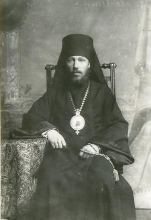 Епископ Георгий (Лапшин Г.) фото из архива краеведческого музея