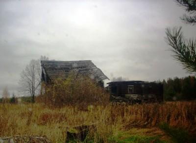 заброшенная деревня Чашково. фото М.Шейко