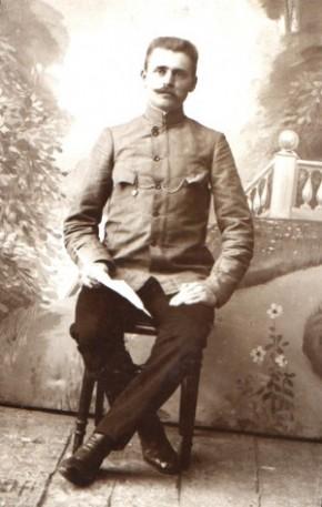 Альберт Геде