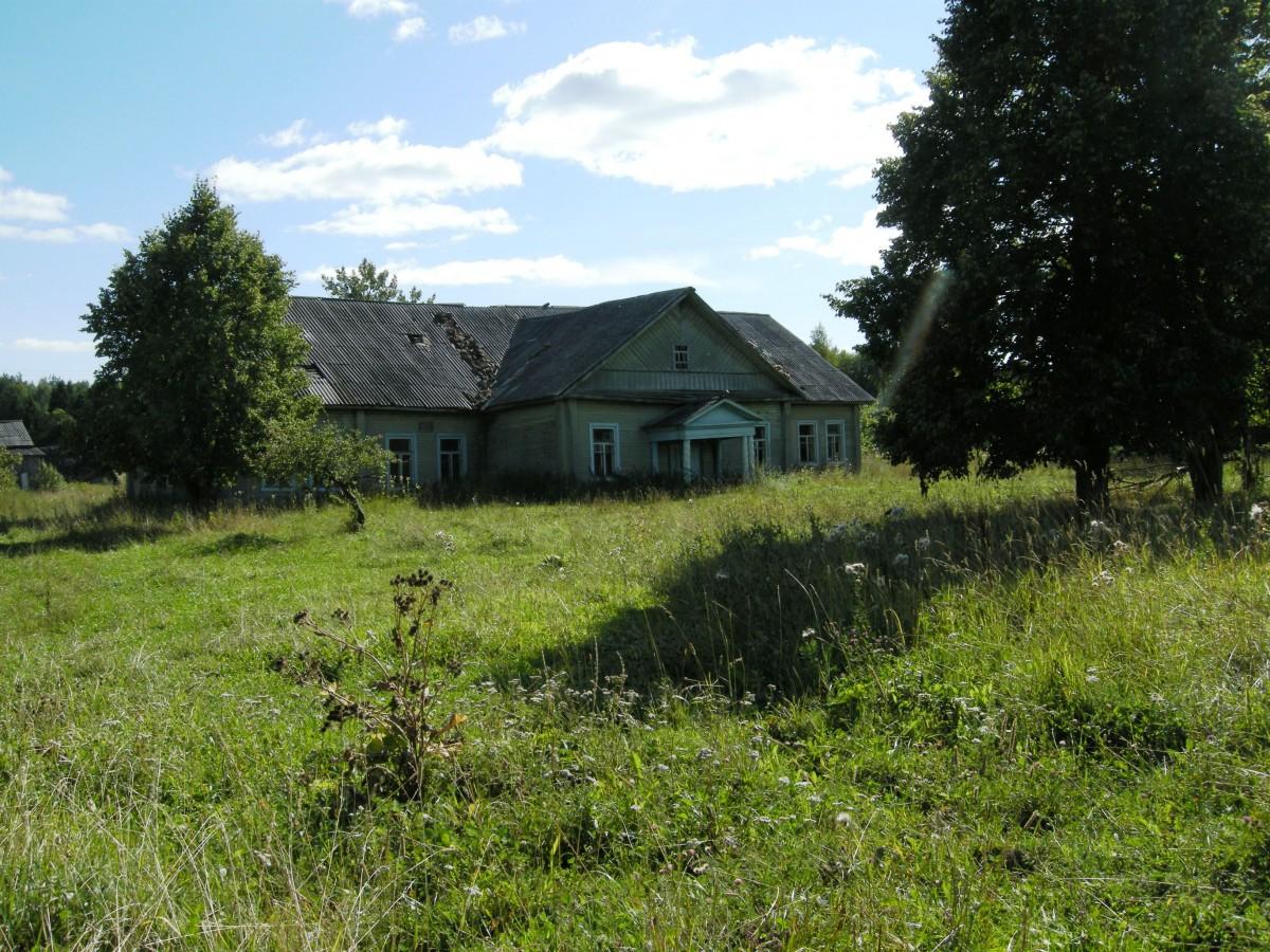Бывший дом культуры фото Е.Балашовой