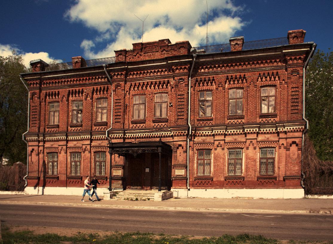 Ночлежный дом Федора Ивановича Чер