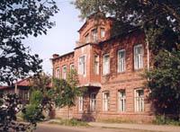 Здание Галичского музея