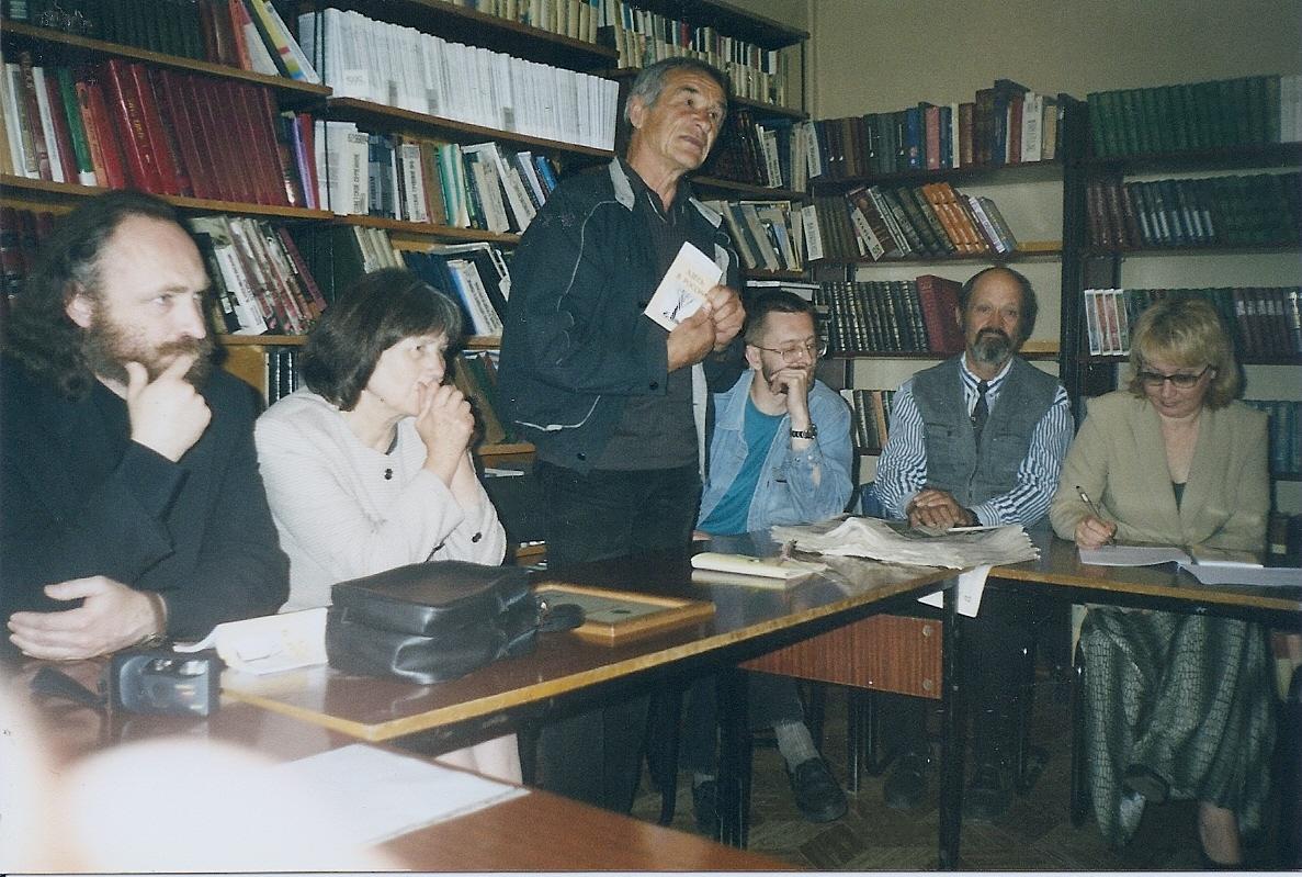 Презентация книги О. Коловой