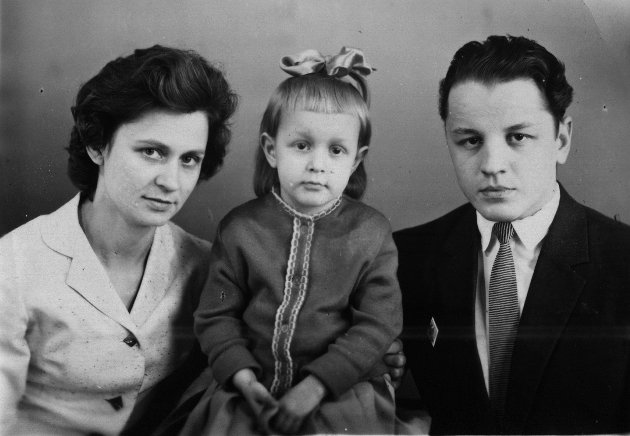 Людмила Фёдоровна, Наташа, Борис Михайлович