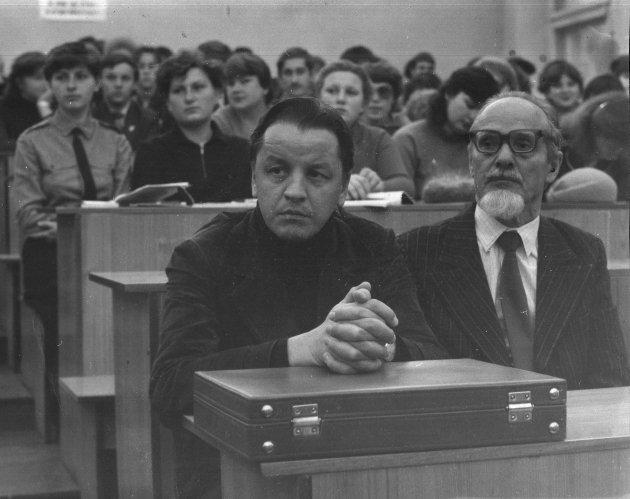 Б.М. Козлов и М.Л. Нольман