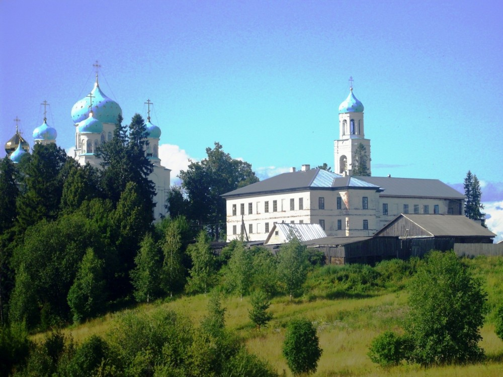Авраамиев Городецкий монастырь. фото Михаила Шейко, 2012 год.