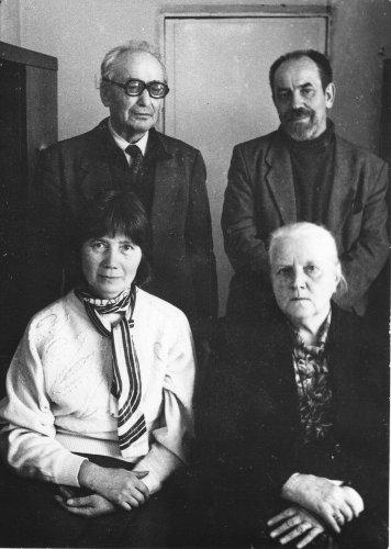 Участники IV Григоровских чтений