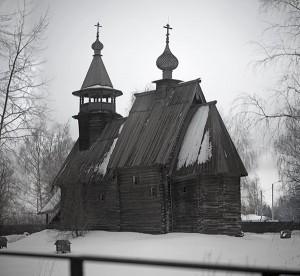 Деревянная церковь Спаса Всемилос