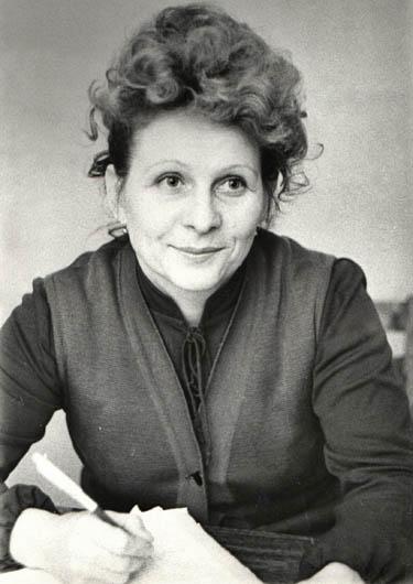 Нина Петровна Родионова