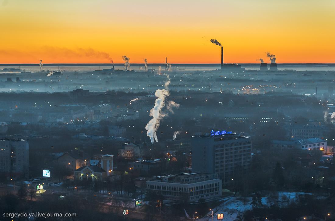 Рассветная Кострома