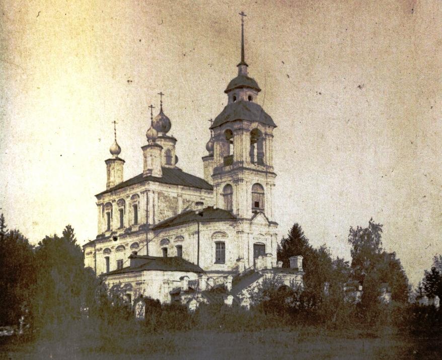 Храм Собора Богородицы в Коровье