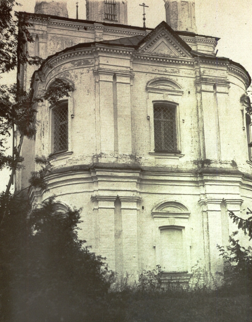 Алтарь. Соборо-Богородицкий храм с.Коровье