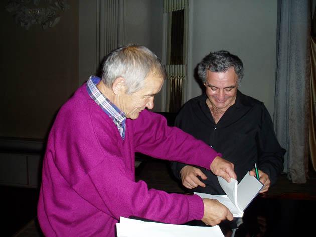 В. Леонович и М. Казиник