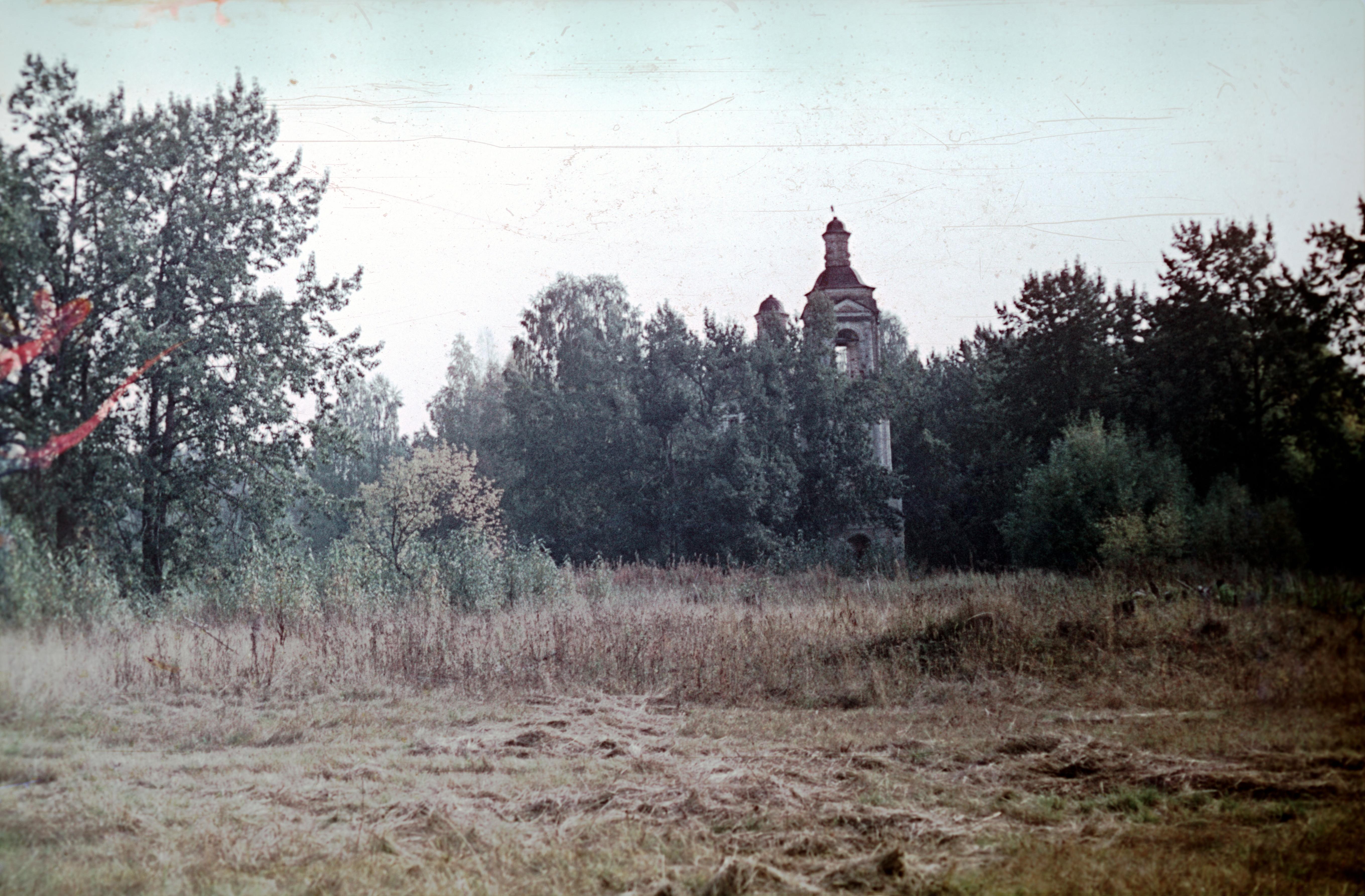 Троицкая церковь села Федькова Слободка. 70 годы 20 века