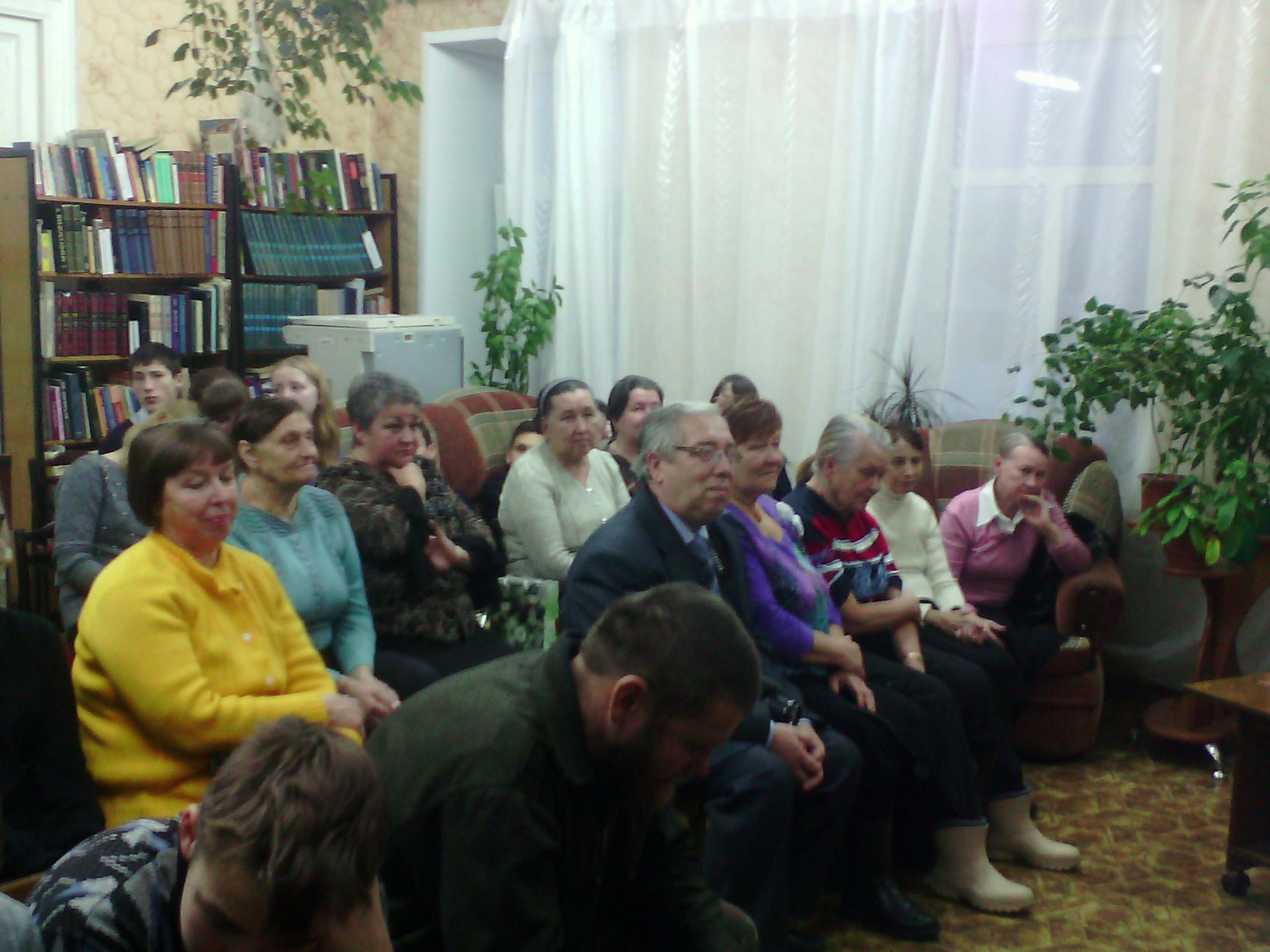 Юбилейный вечер Татьяны Николаевны Байковой. фото Михаила Шейко