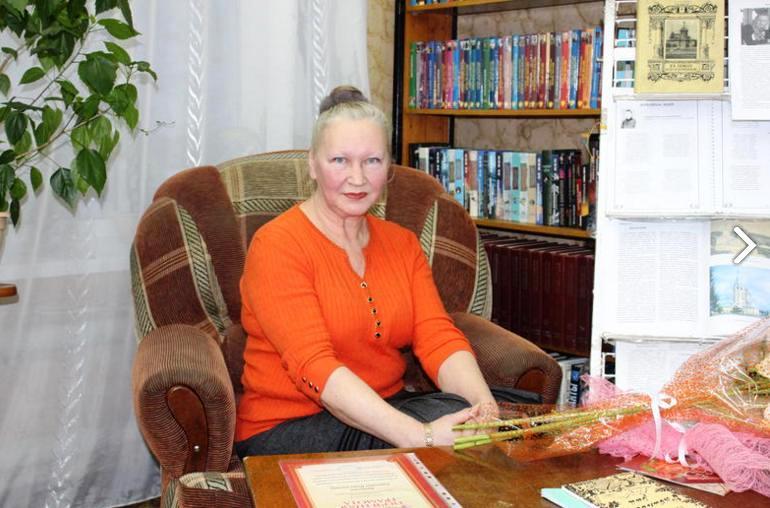 Татьяна Николаевна Байкова. фото Н.Журавлева.