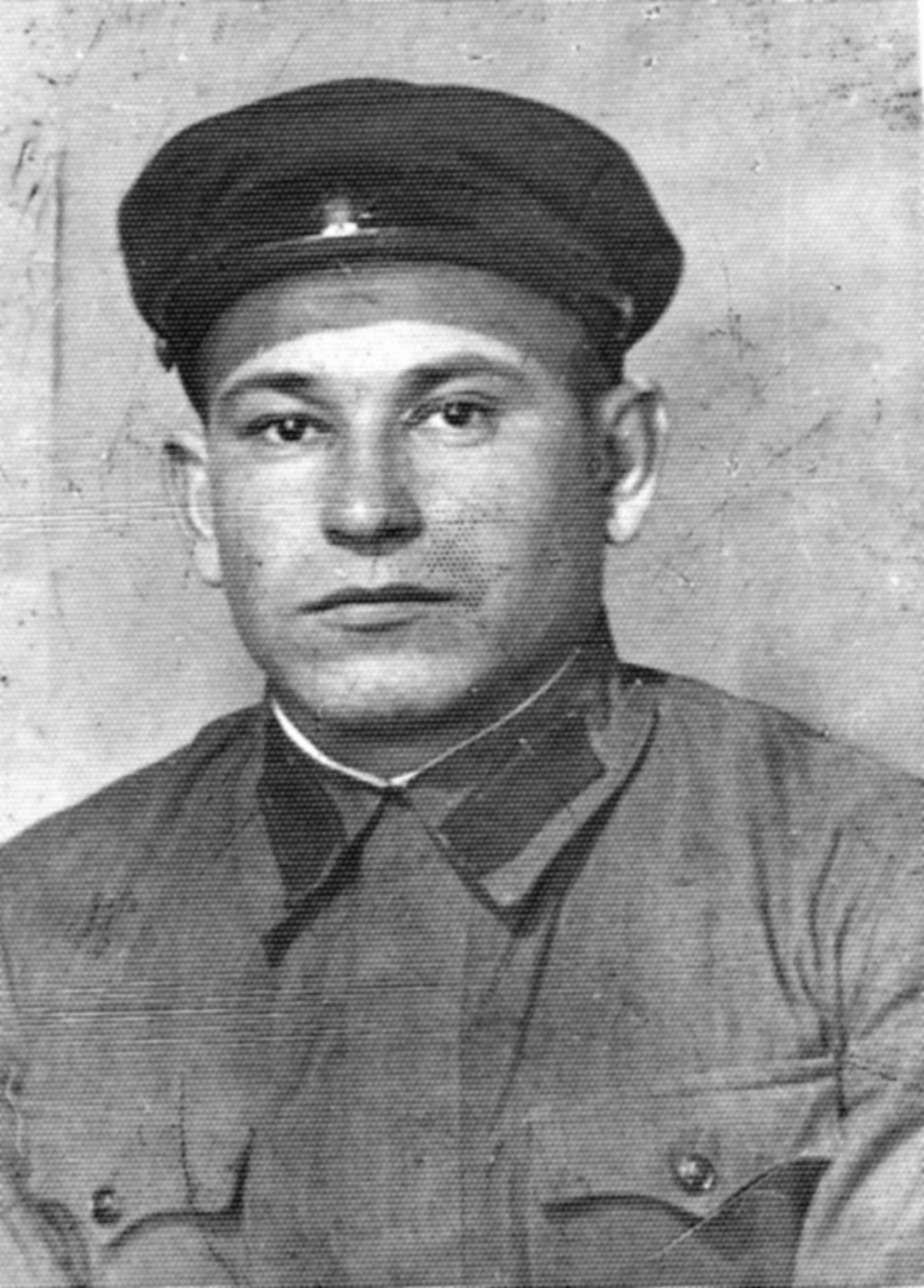 Добрецов А.Ф. фото из семейного архива внука Добрецова А.Ю.