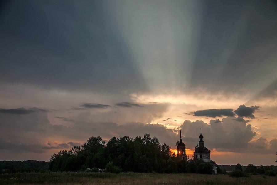 """Церковь Ильи Пророка. фото группы """"Асташово"""""""