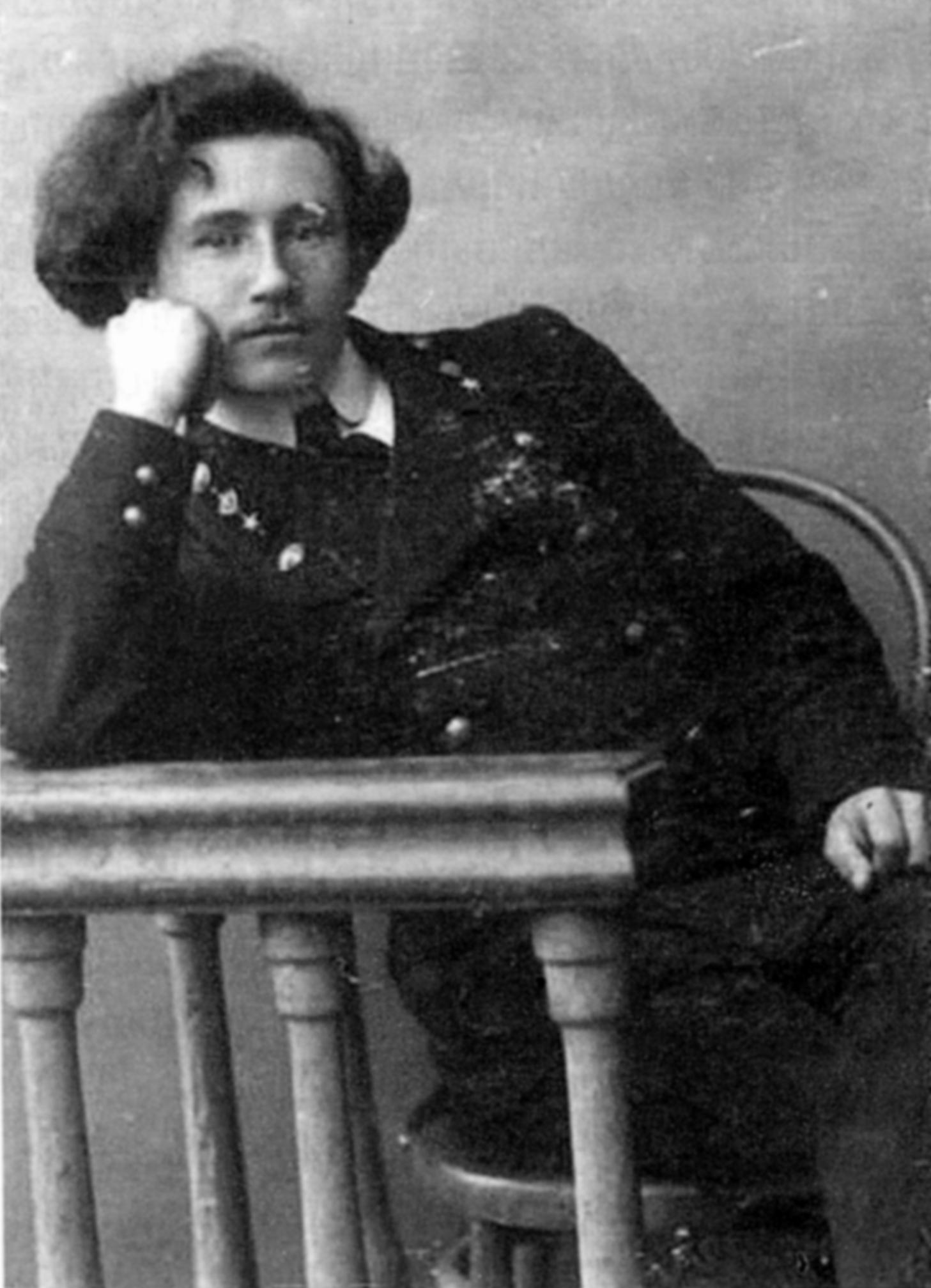 Александр Павлович Кадников.