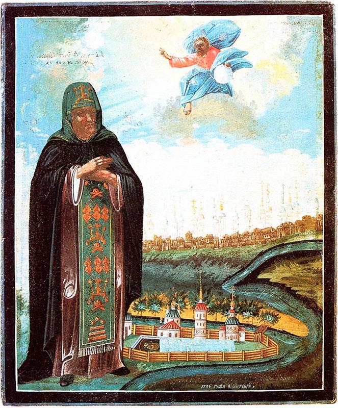 Св. Феодосий Тотемский