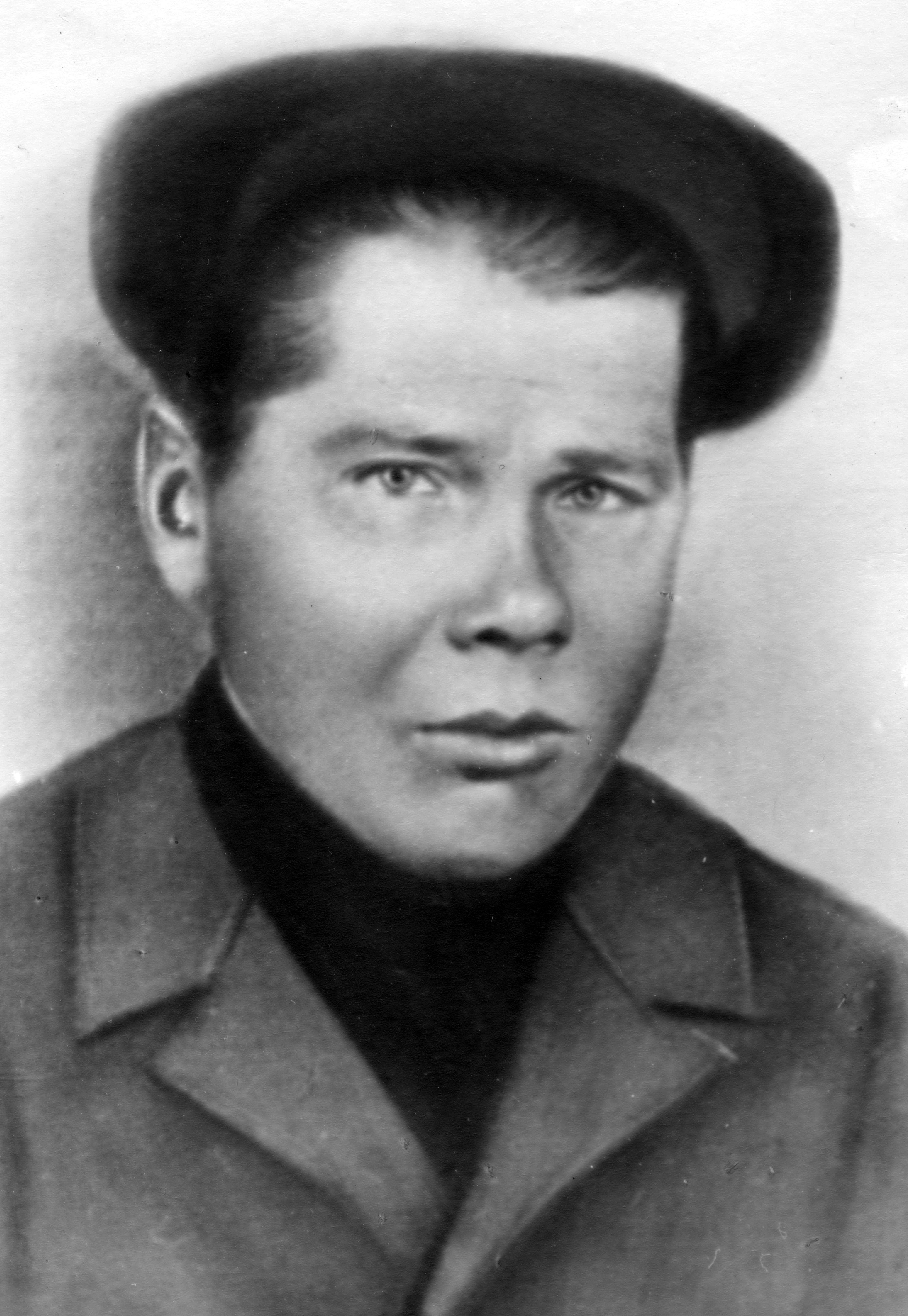 Макаров Павел -муж Евдокии Константиновны. фото из семейного архива Травниковой В.В.