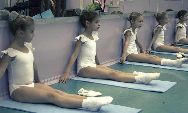 Детская балетная школа в Костроме