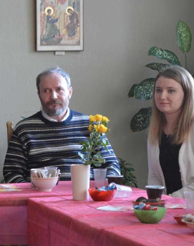 Н.А. Зонтиков и Е.Н. Зонтикова