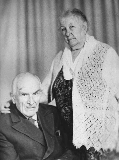 Супруги Григоровы