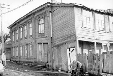 Ателье М.М. Смодора в Галиче. Дом жилой, кон. XIX в.