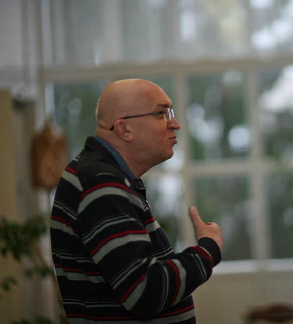 Александр Бугров